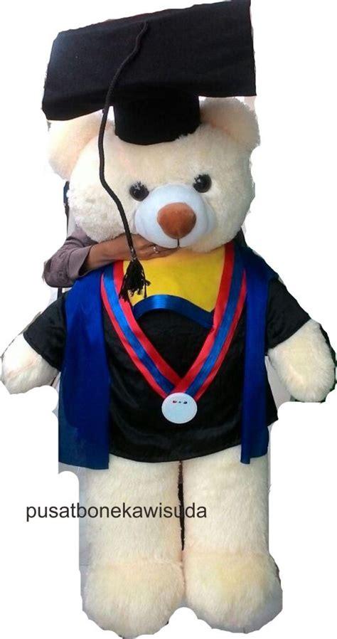 Boneka Wisuda Besar jual boneka teddy besar boneka wisuda 081