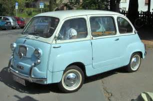 Fiat 600 Multipla 1955 Fiat 600 Multipla Related Infomation Specifications