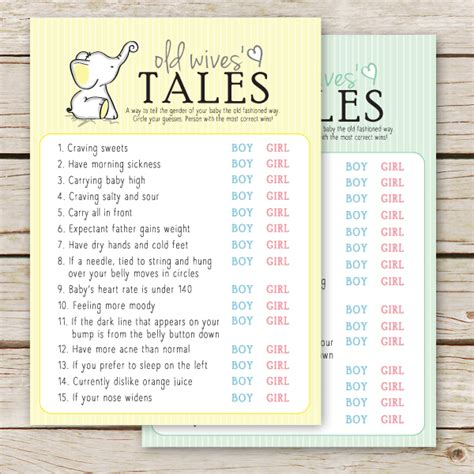 Baby Shower Trivia by 20 Printable Baby Shower That Are To Play Tip