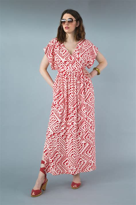 pattern kaftan dress welcome summer with our charlie caftan pattern closet