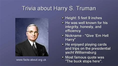biography with facts president harry truman biography youtube