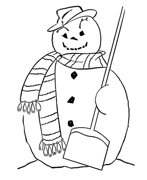 coloring page snowman hat winter hat coloring page coloring home
