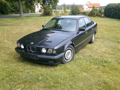 Auto Tuning Bmw 520i by Bmw 520i E34 5er Bmw E34 Quot Limousine Quot Tuning