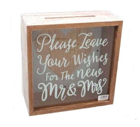 Wedding Box Wishing Well by Decorative Wooden With Acrylic Front Wishing Well Wedding