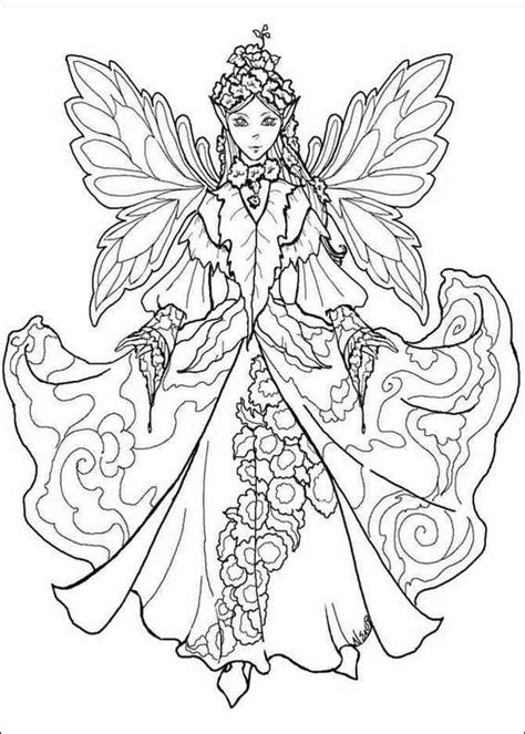 fairies coloring book an free coloring pages of fairies to print