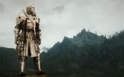 skyrim mod warrior cleric cleric armours of the nine devines credo standalonemod
