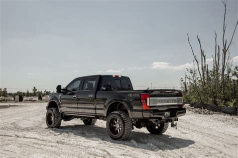 aftermarket add ons  ford   platinum lifted  sale
