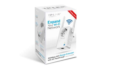 Tp Link300mbps Wi Fi Range Extender With Ac Passthrough Tl Wa860re tp link tl wa860re 300mbps wi fi range extender with ac passthrough silicon pk
