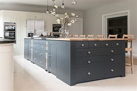paint island suffolk suffolk kitchen island painted in charcoal neptune