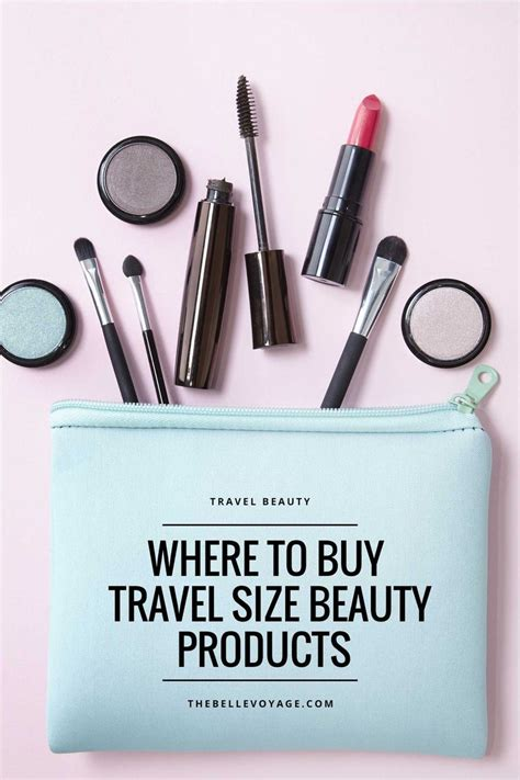 Airline Approved At Sephora by Best 25 Travel Size Toiletries Ideas That You Will Like