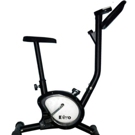 Alat Olahraga Bentuk Sepeda jual alat fitness belt fitnes bike murah