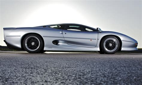 jaguar car icon supercar icons 1992 jaguar xj220 still enchants the eye