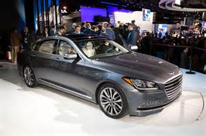 2015 hyundai genesis front three quarters photo 46