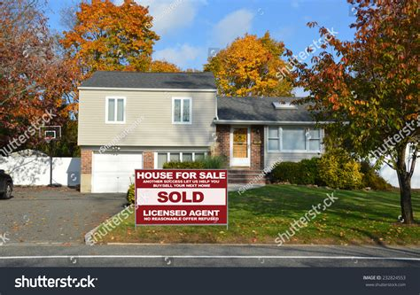 real estate sold another success let stock photo 232824553