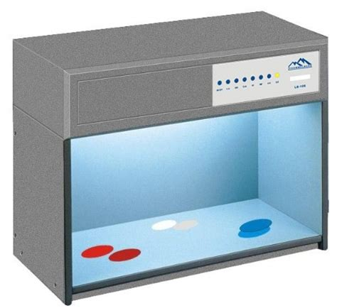 Light Booth by Asia Machinery Net Color Assessment Cabinet Light