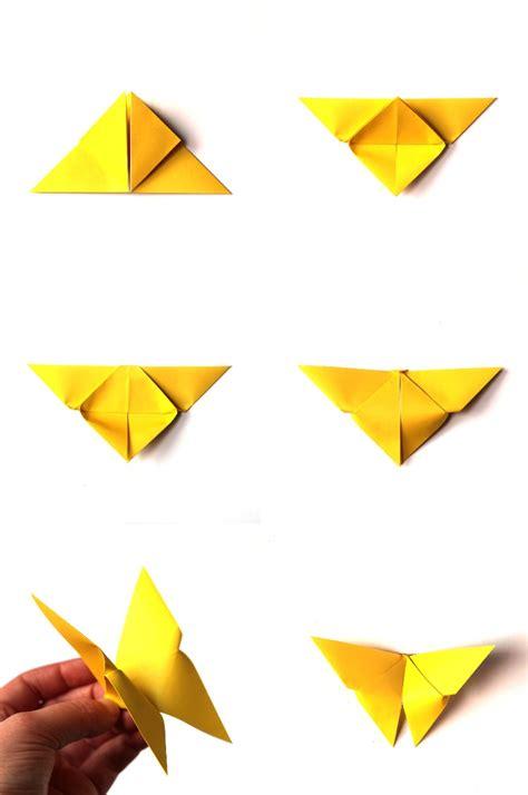 How To Make A Simple With Paper - origami zu ostern falten 10 einfache und h 252 bsche ideen