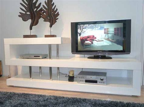 modern furniture tv stand modern white lacquer tv stand