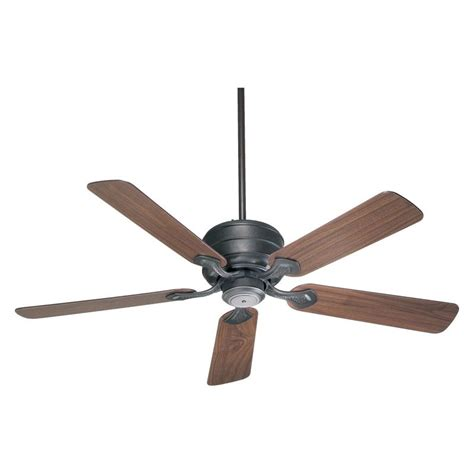 Quorum International 29525 95 Old World Energy Star Rated Wrought Iron Ceiling Fan