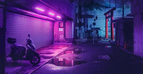 wallpaper engine blade runner photographer liam wong captures the streets of tokyo in a