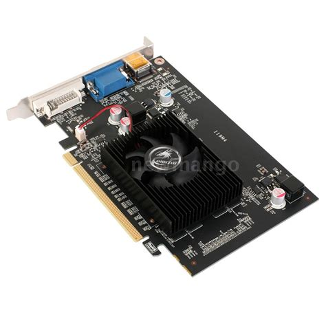 graphics card nvidia geforce gt710 2048mb ram 2gb ddr3 pci e dvi vga hdmi q6q2 ebay