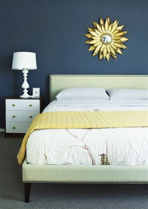 yellow and navy blue bedroom mint yellow and navy blue for the home pinterest