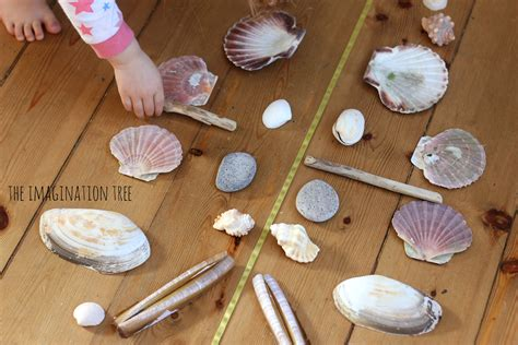 Making Flowers by Symmetrical Pattern Making With Natural Materials The