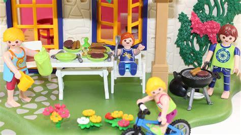 playmobil casa casa de verano playmobil juguetes de playmobil en