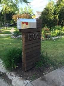 Mid Century Modern Mailbox Best 25 Modern Mailbox Ideas On Contemporary