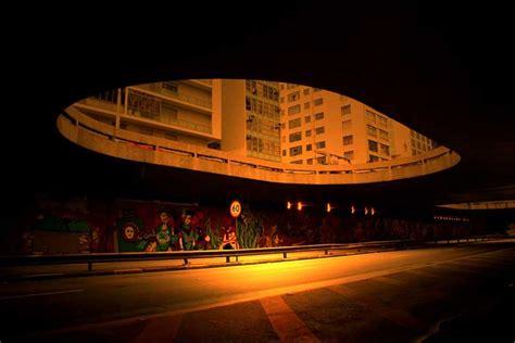 Beautiful Sao Paulo Tunnel Graffiti : WebUrbanist Image