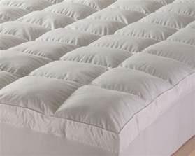 pillow toppers for beds feather mattress topper review top 3 feather toppers