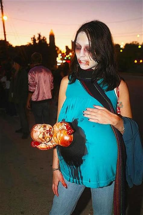 awesome pregnant zombies riot daily