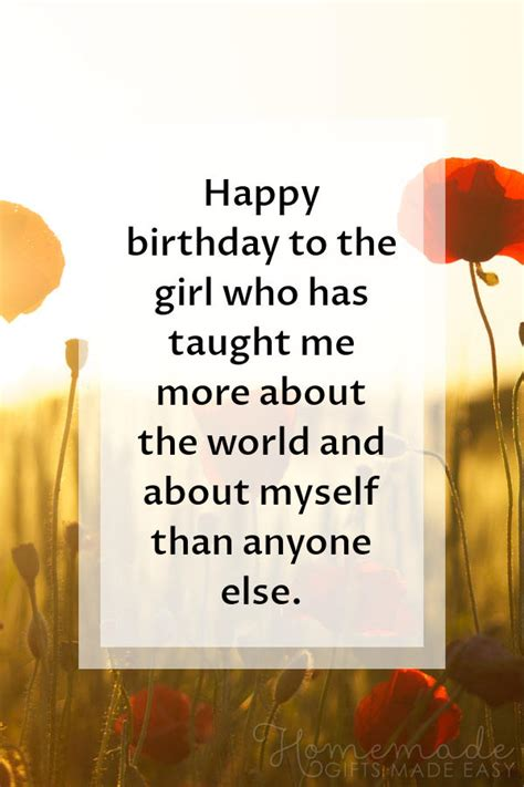 happy birthday wishes  daughters  messages quotes