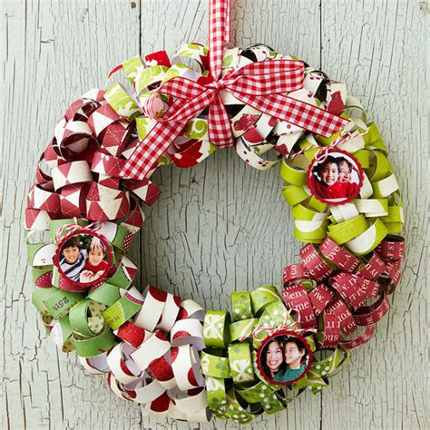 Paper Wreaths To Make - paper wreath pictures photos and images for