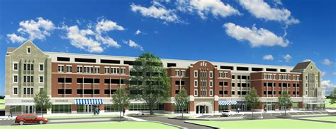 butler to build new parking garage and residence