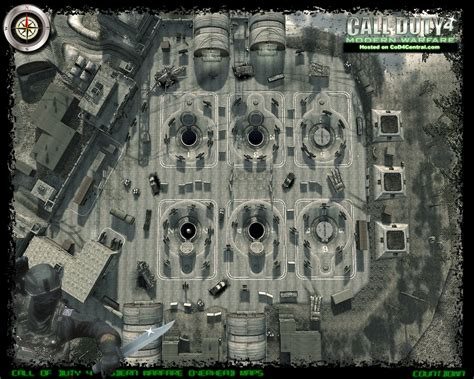 call of duty 4 maps cod4 central cod4 maps countdown high resolution modern warfare remastered
