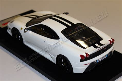 Scuderia Black White looksmart models 2007 f430 scuderia white black white avus