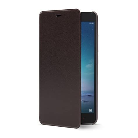Leather Redmi Note 2 official flip leather for xiaomi redmi note 2