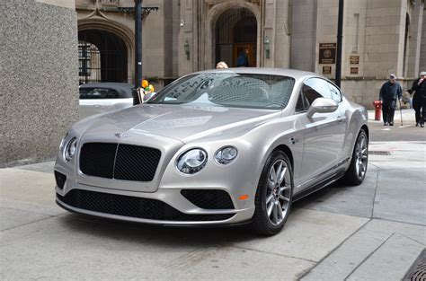 bentley coupe 2016 white 2016 bentley continental gt v8 s stock gc1913 for sale