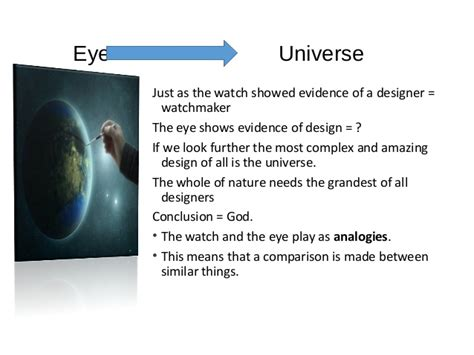 design qua regularity traditional arguments for the existence of god