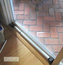 Patio Door Security Bars The Art Of Random Willy Nillyness Fall Into Safety With