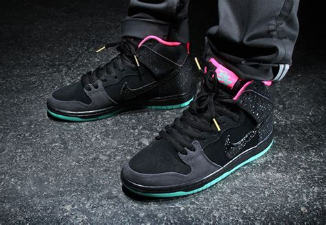 Nike Sb Northern Lights by Premier X Nike Sb Dunk High Quot Northern Lights Quot Release