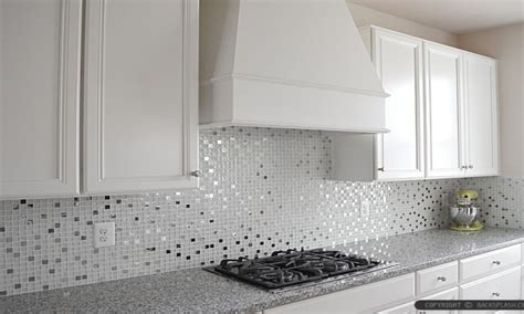 White Kitchen Glass Backsplash by White Kitchen Tiling Ideas White Glass Tile Kitchen