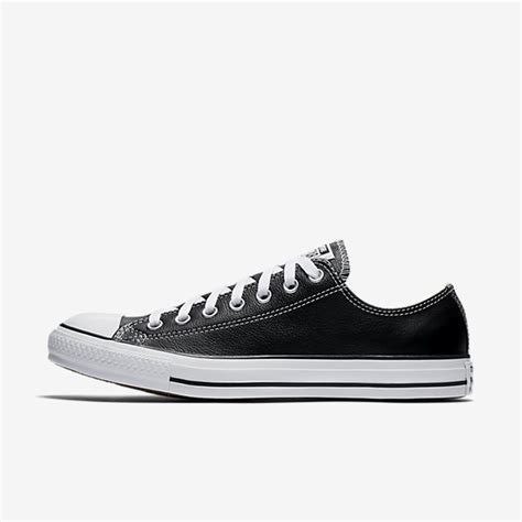 Converse Ct All Leather Low Top Converse Chuck All Leather Low Top Unisex Shoe