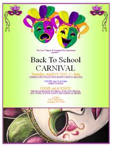 Carnival Template by 20 Free Carnival Flyer Templates Demplates