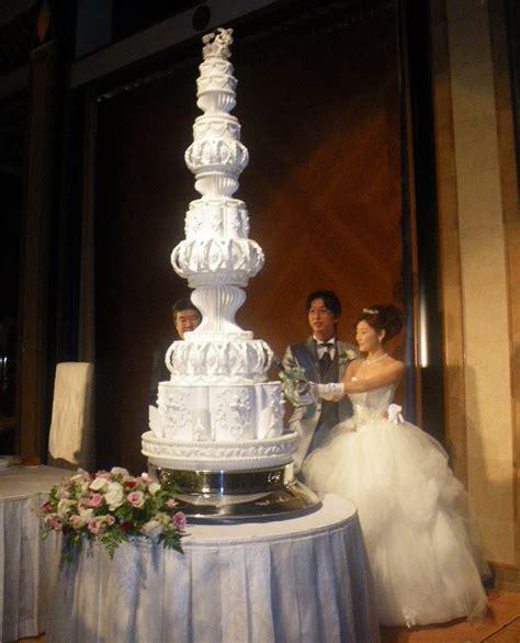 Giant Wedding Cakes | photo diary giant wedding cake