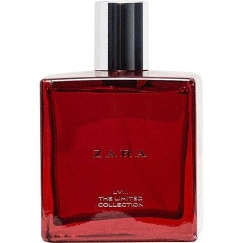 Parfum Zara Lviii zara lviii the limited collection duftbeschreibung
