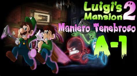 ilusiones opticas luigi mansion 2 luigi s mansion 2 ita maniero tenebroso a 1 la luna