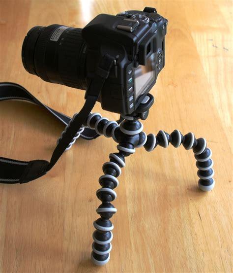 joby gorillapod slr tripod review digitalcamerareview
