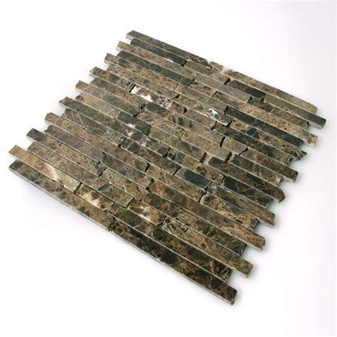 Naturstein Fliesen Polieren by Marmor Naturstein Mosaik Fliesen Impala Poliert Tm33309m