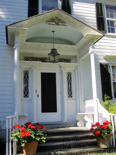 colonial front porch designs 20 best images about house ideas on pinterest colonial